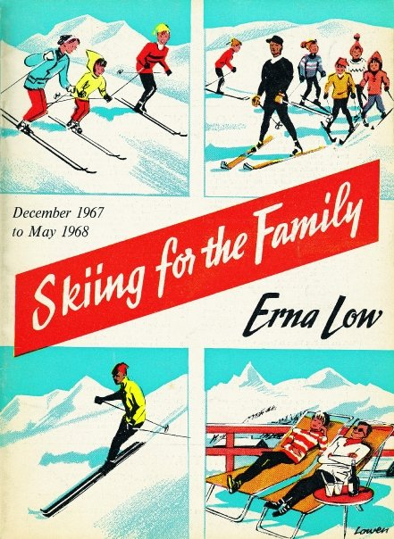Erna Low brochure 1967-68 season