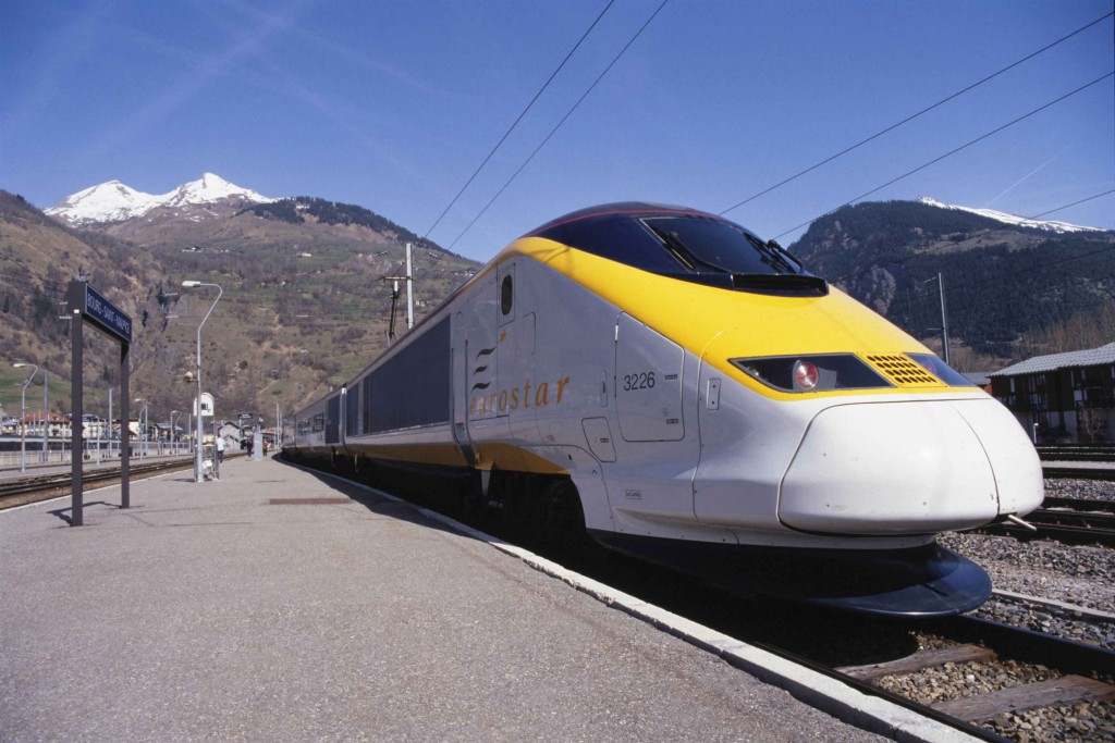 Ski Train - this season's hot ticket to the Alps