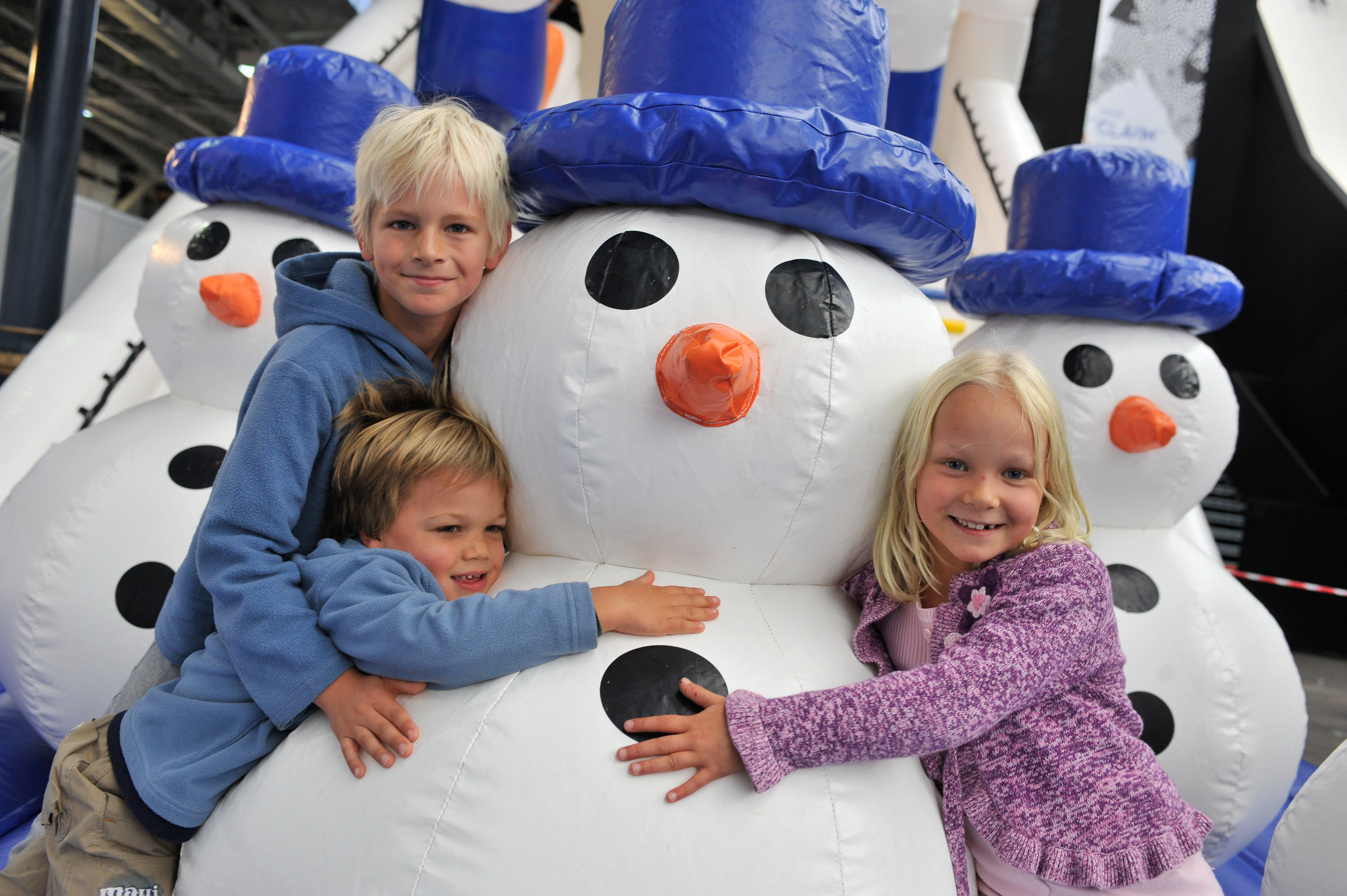 Twelve reasons to bring the family to the London Ski Show
