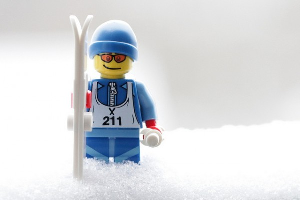LEGO offers (and skiiing)
