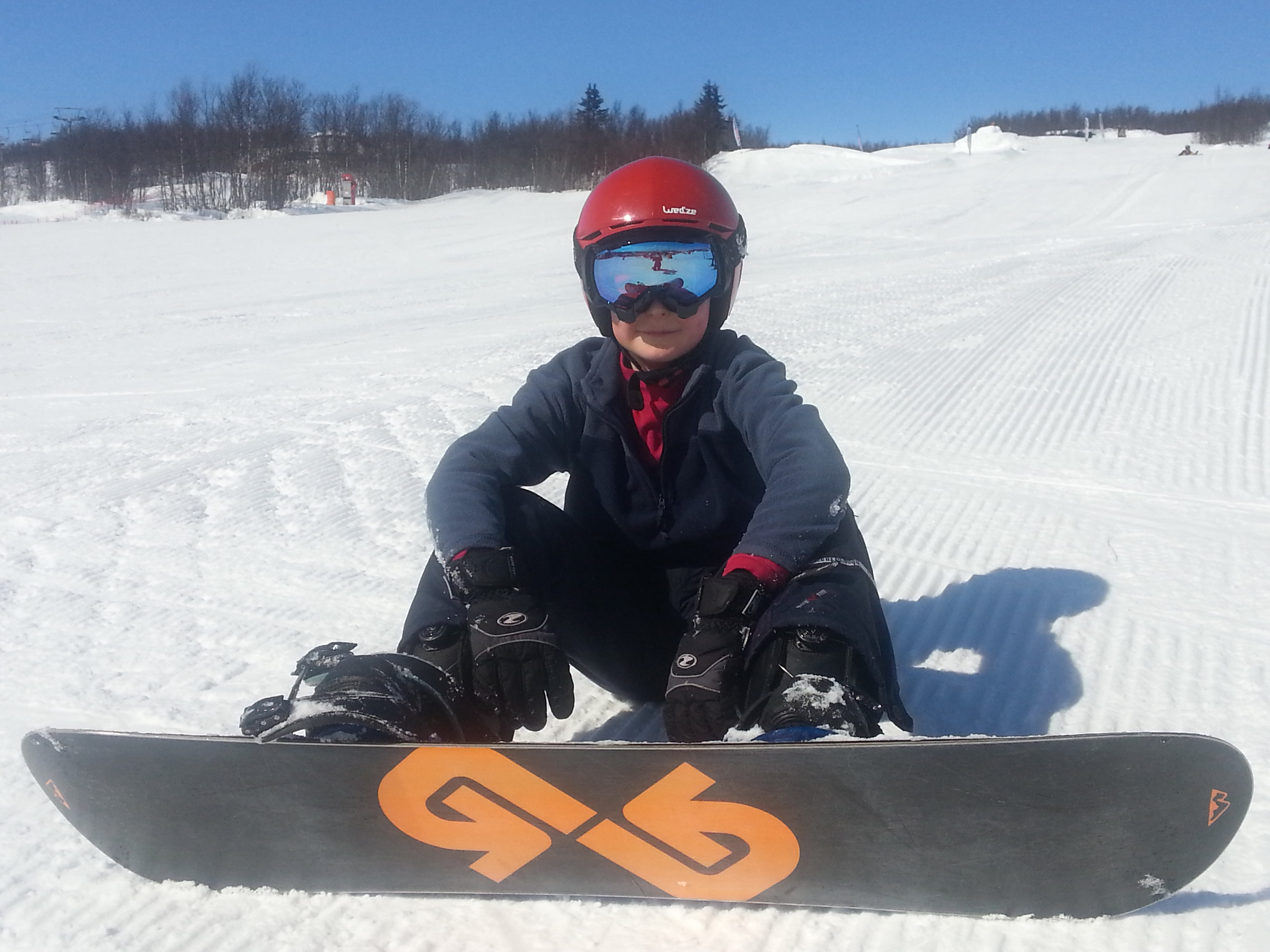 Where Can I Learn To Snowboard Indoors In The UK - E...
