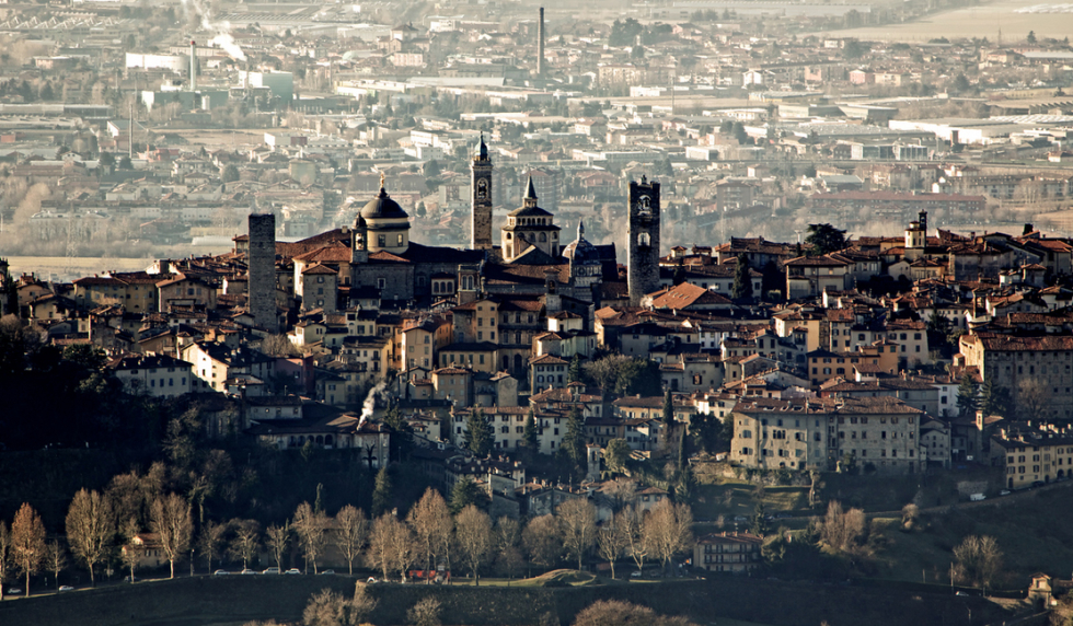 Bergamo Italy  City new picture : Price busting Bergamo | Family Ski News