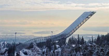 Holmenkollen, Norway