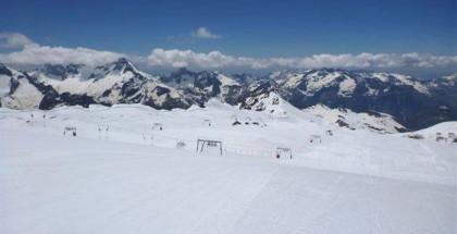 Les 2 Alpes glacier