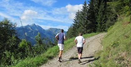 Alikats trail running