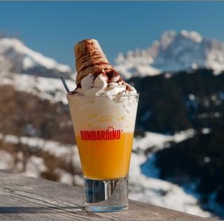 Enjoy a warming Bombardino this autumn