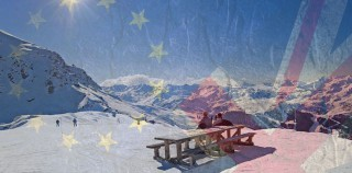 Skiers undeterred by Brexit
