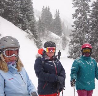 Become a 'ski goddess'