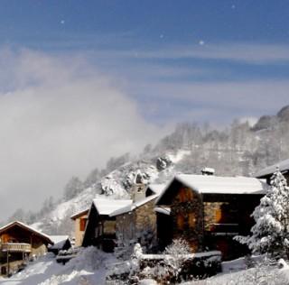 St Martin de Belleville, family-friendly ski village