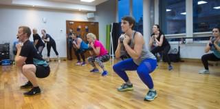 Slopercise new exercise programme launches at ski show
