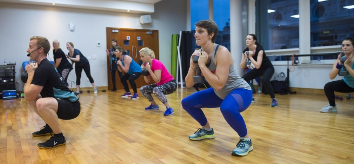 Slopercise new exercise programme launches at ski show