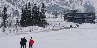 Ski flying in Planica