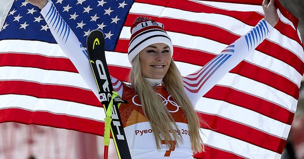 Lindsey Vonn 'retires' from Olympics