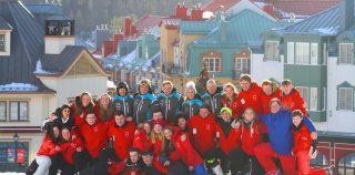 Gap year ski courses Above Ordinary Below Zero