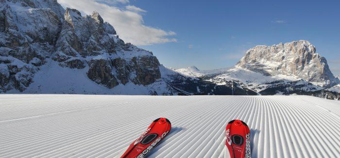 Mindful skiing