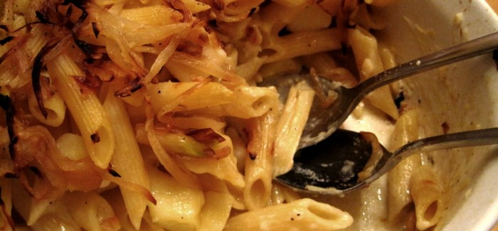 Herdsmen's macaroni