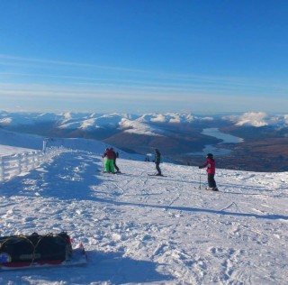 Scotland heads list of alternative ski destinations