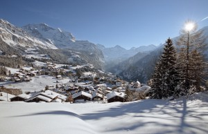 Wengen - the most expensive resort in the 2017 survey