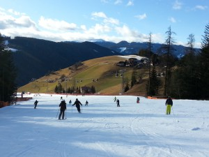 Kronplatz - perfect slopes for beginners and intermediates