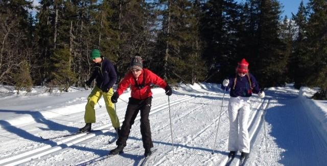 Late season skiing in Trysil | Family Ski News