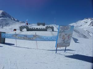 Snow fun in Valmorel