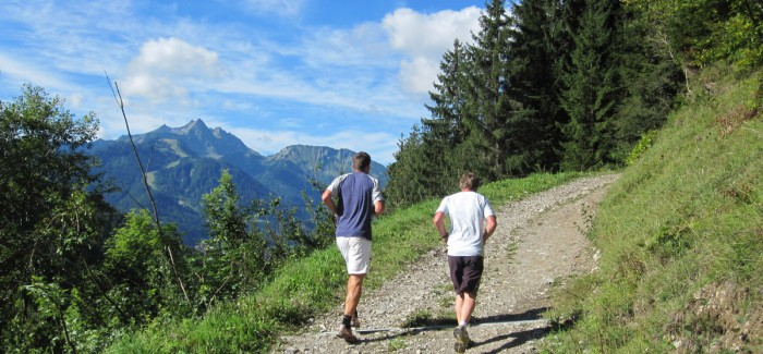 Health and Fitness week in Morzine