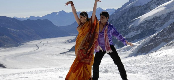 The hills are alive with the sound of Bollywood