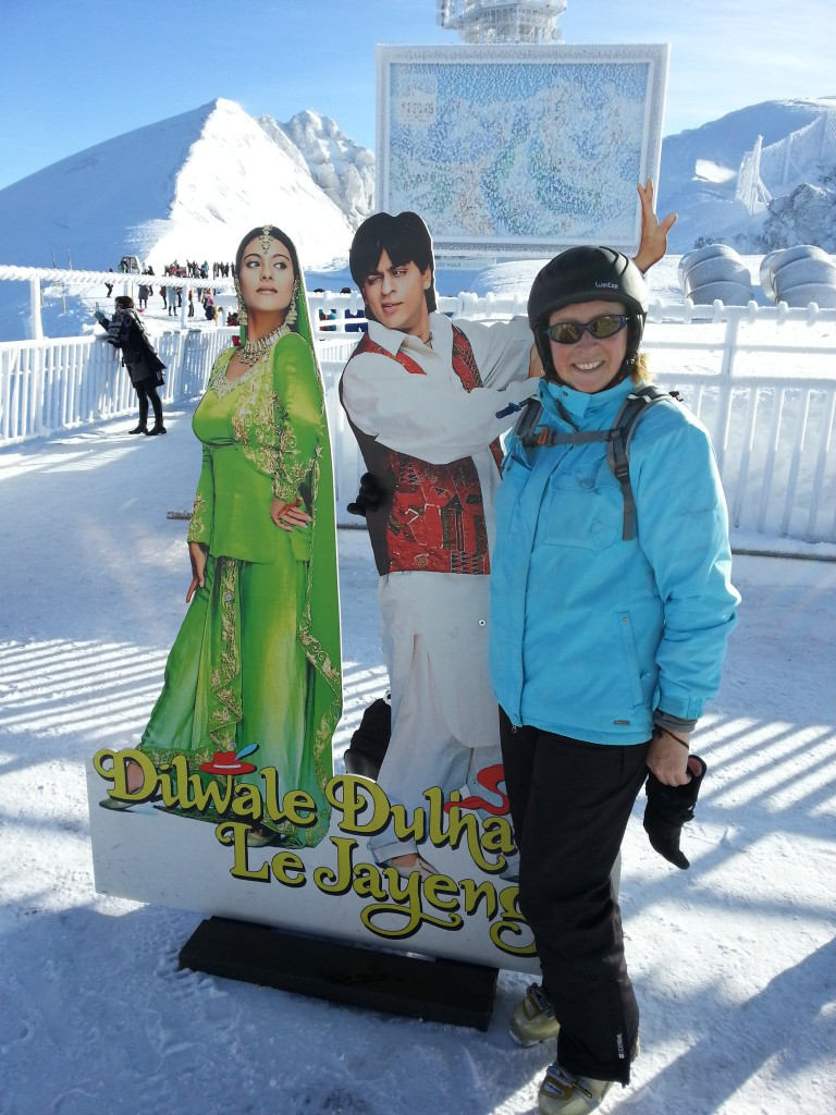 DDLJ, Titlis, Engelberg, Switzerland