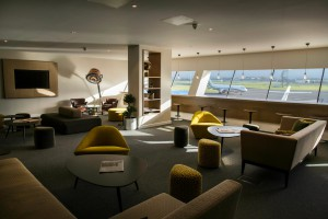 Cut out the stress and fly from Farnborough.  Even the airport lounge is luxurious!