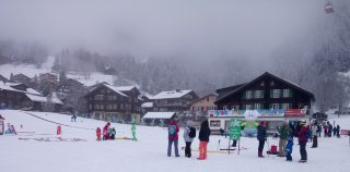 Wengen puts families at its heart