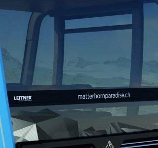 Zermatt Glacier Ride opens