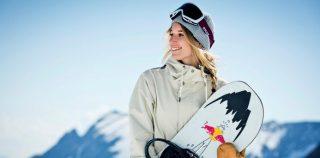 Austrian Snowboarder lands historic triple