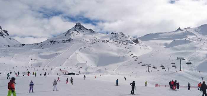 Ischgl gin – the first ever ski resort gin
