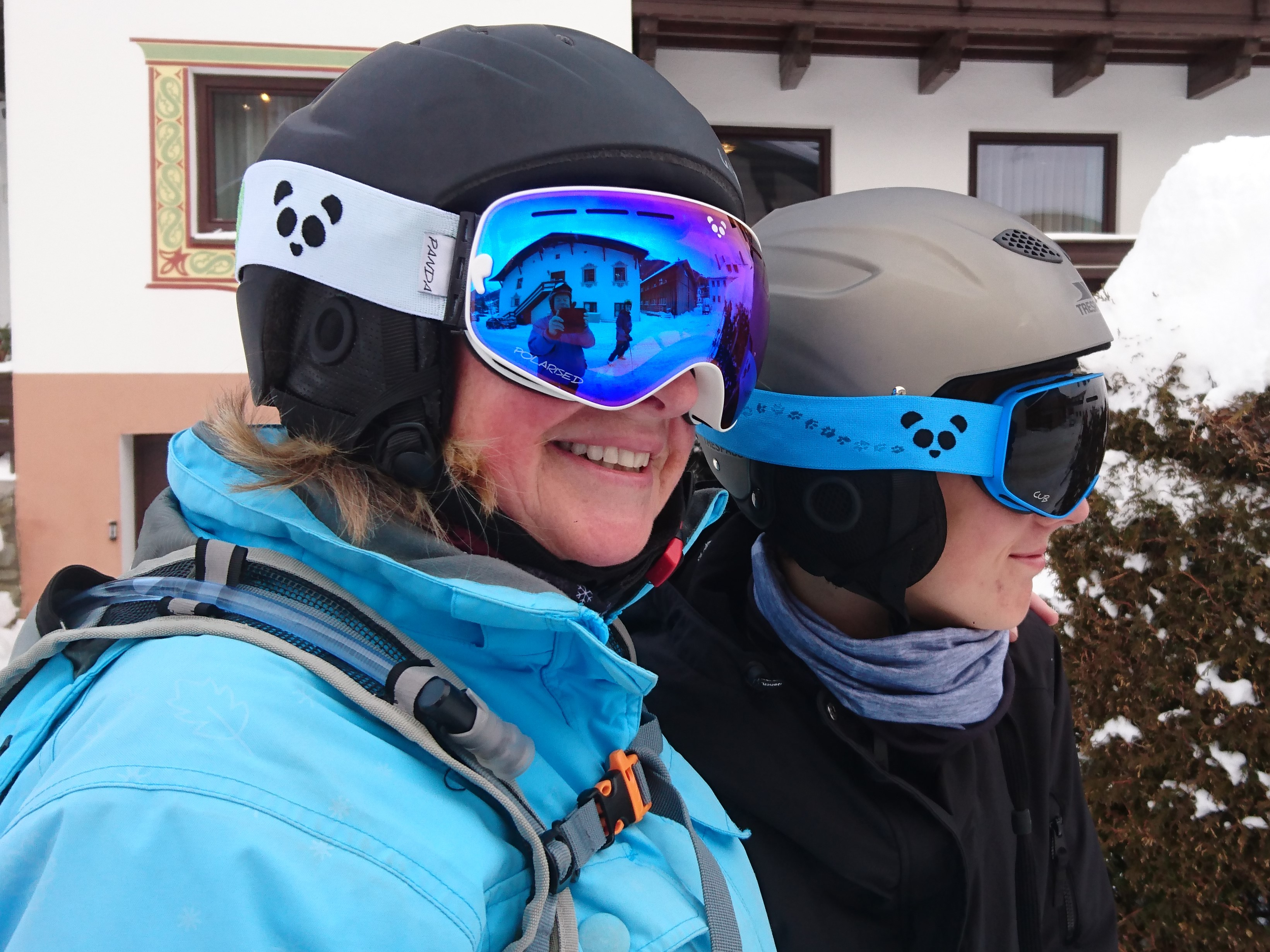 9c0c9f37c Panda Optics first range of kids goggles | Family Ski News