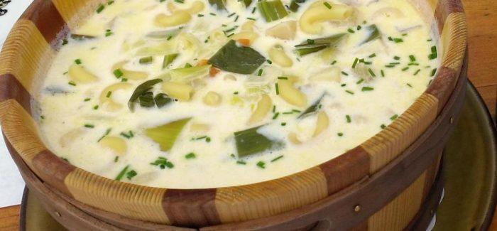 Soupe de Chalet
