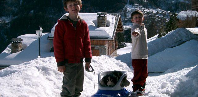 Peak Retreats fun family challenge