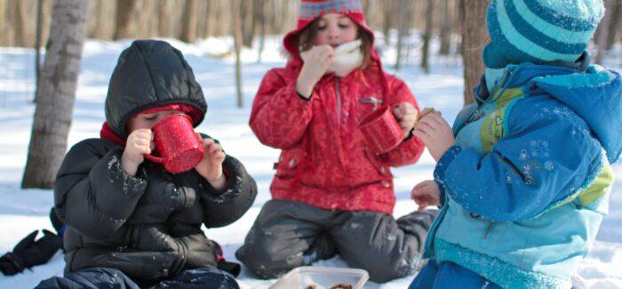 The Underrated Idea of Ski Picnics